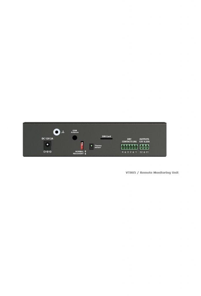 VT805 Room Guard monitoringo įrenginys, sensoriai , monitoring unit device 2