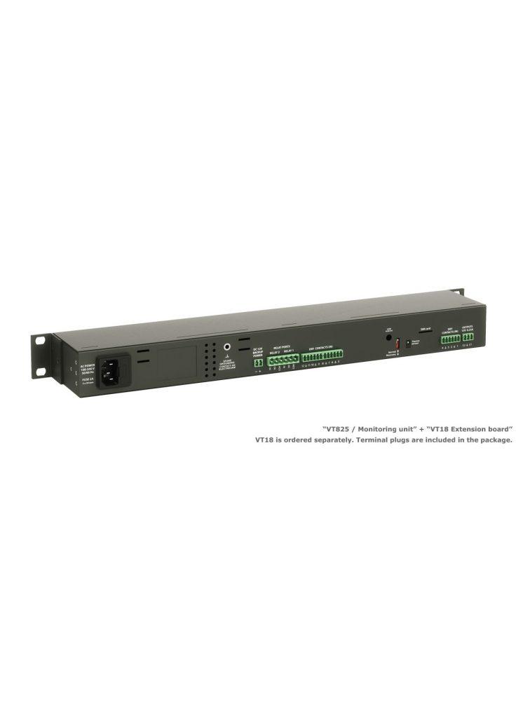 VT825 Room Guard monitoringo įrenginys, sensoriai , monitoring unit device