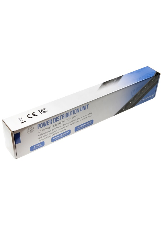 PDU package packing box carton 2