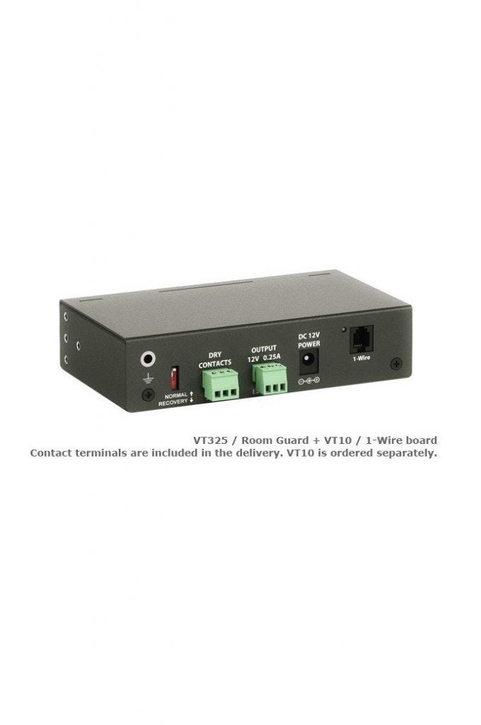 VT325 Room Guard monitoringo įrenginys, sensorių, monitoring unit device sensors gsm 2