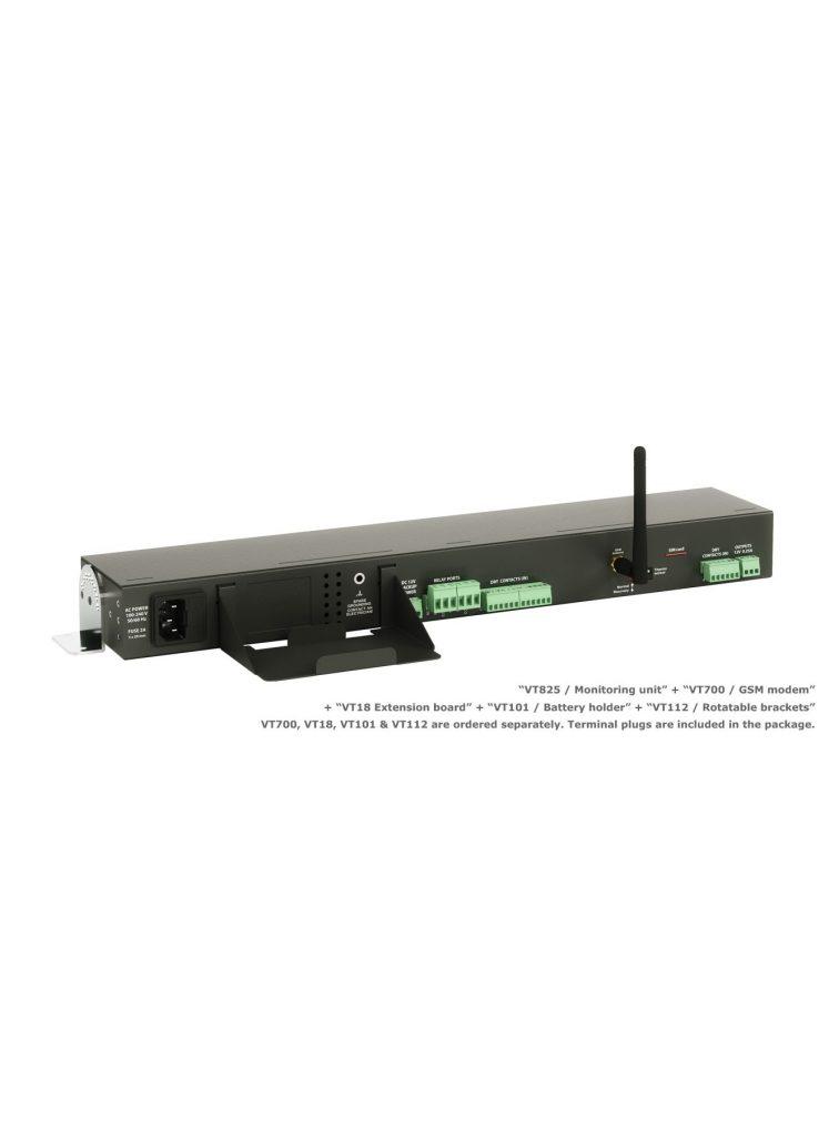 VT825 Room Guard monitoringo įrenginys, sensoriai , monitoring unit device 2