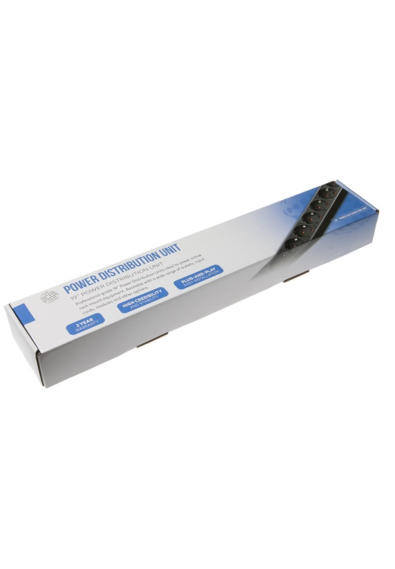 PDU package packing box carton